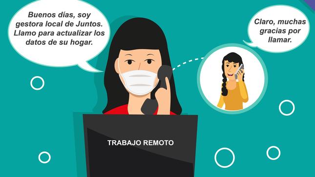 Ver campaña CAMPAÑA DE ACTUALIZACIÓN DE DATOS PARA USUARIAS