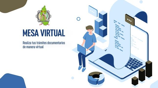 Ver campaña Mesa de Partes Virtual