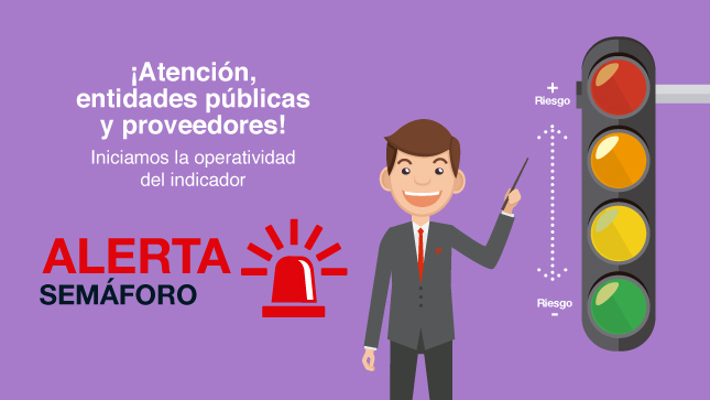 Ver campaña PERÚ COMPRAS inicia la operatividad de la alerta semáforo