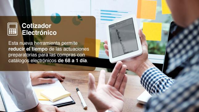 Ver campaña PERÚ COMPRAS implementa el Cotizador Electrónico a nivel nacional