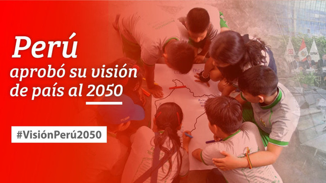 Ver campaña Conoce la Visión del Perú al 2050