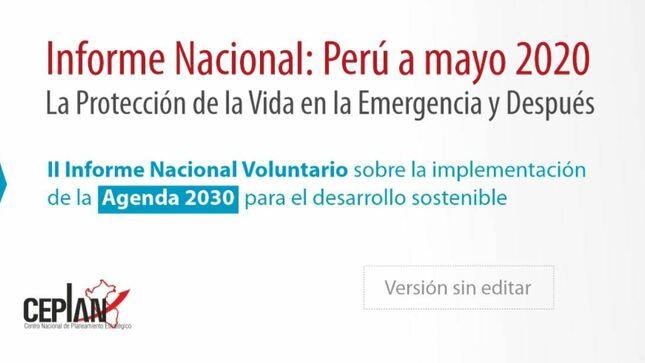 Ver campaña Participa con tu comentario para la formulación del Plan Estratégico de Desarrollo Nacional - PEDN