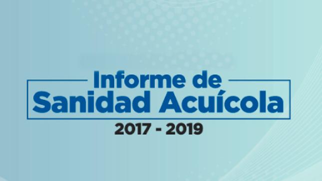 Ver campaña Informe de Sanidad Acuícola 217 - 2019