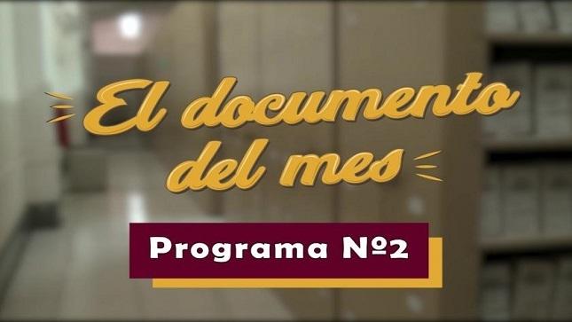 """Ver campaña AGN presenta el segundo microprograma """"El documento del mes"""" (julio 2020)"""