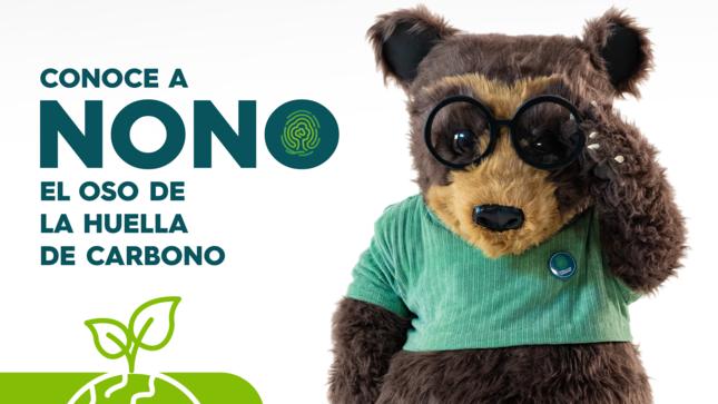 """Ver campaña """"Nono"""", el oso peruano de la huella de carbono"""