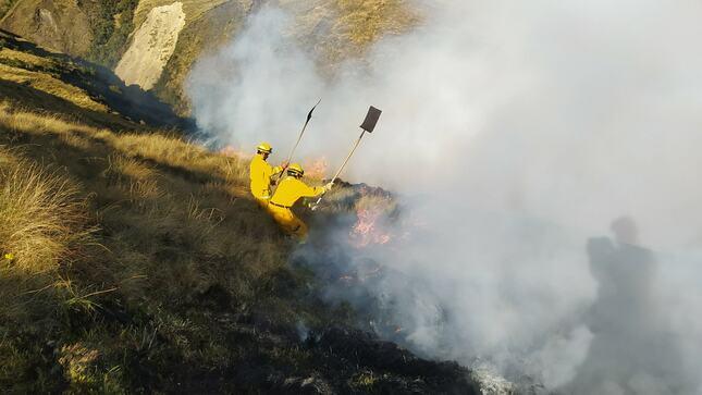 Ver campaña Infórmate para prevenir: el ABC de los incendios forestales