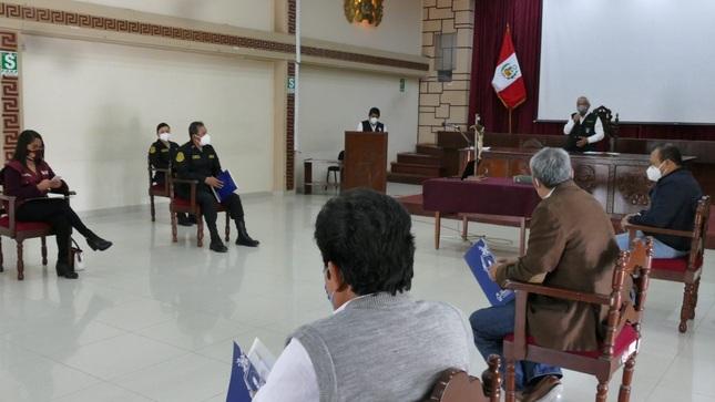 Ver campaña SE REFORZARÁ CONTROL DE FIESTAS Y REUNIONES SOCIALES PARA FRENAR CONTAGIO DEL COVID 19