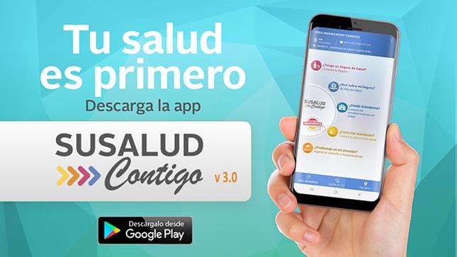 Ver campaña App Susalud Contigo
