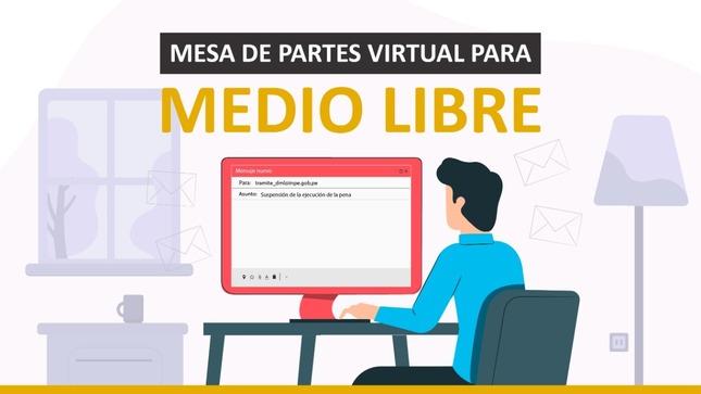 Ver campaña INPE IMPLEMENTA MESA DE PARTES VIRTUAL PARA MEDIO LIBRE