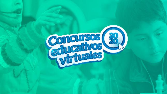 Ver campaña Concursos educativos virtuales 2020