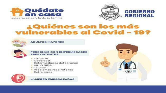 Ver campaña ¿Quiénes son los más vulnerables al Covid-19?