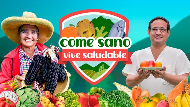 """Ver campaña Campaña """"Come sano, vive saludable"""""""