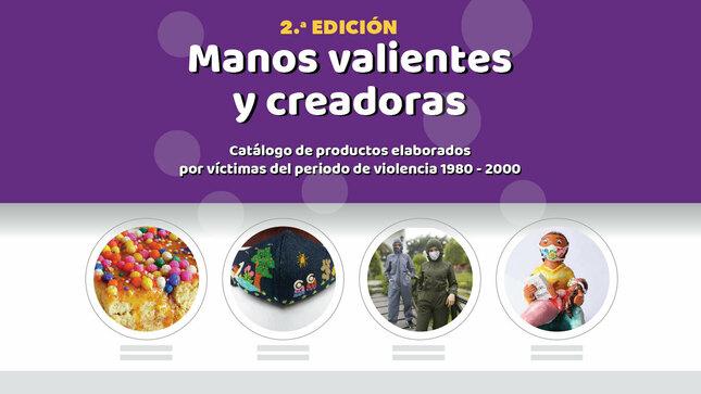 Ver campaña MANOS VALIENTES Y CREADORAS