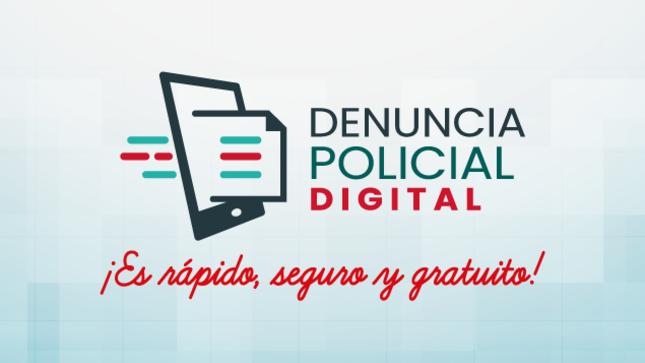 Ver campaña Denuncia Policial Digital