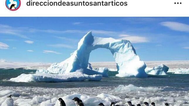 Ver campaña El Perú en la Antártida