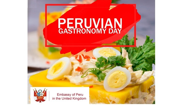 Ver campaña Semana de la Gastronomía Peruana en Londres