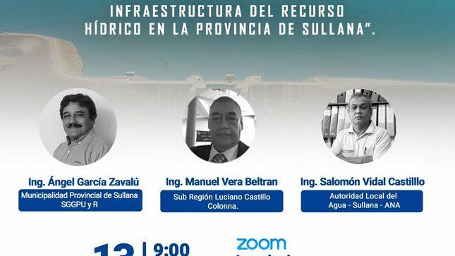 Ver campaña MUNICIPALIDAD REALIZARÁ WEBINAR SOBRE IMPORTANCIA DE GESTIONAR INFRAESTRUCTURA DE RIEGO