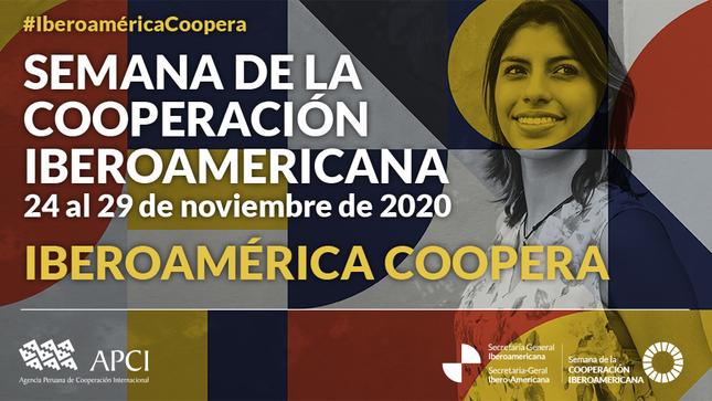 Ver campaña Semana de la Cooperación Iberoamérica