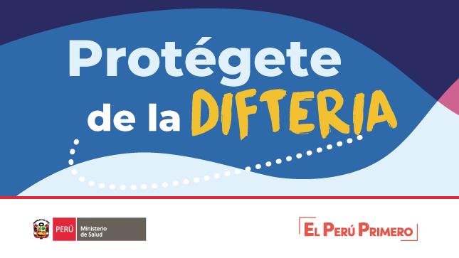 Ver campaña Protégete de la Difteria