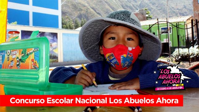 Ver campaña Concurso Escolar Nacional Los Abuelos Ahora