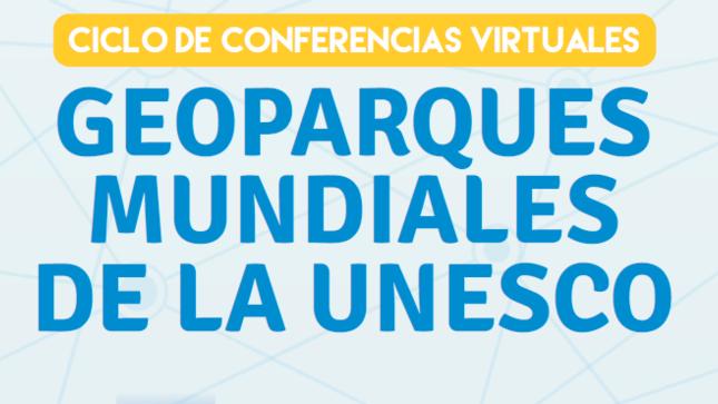 Ver campaña Conferencia: Geoparques Mundiales de la UNESCO
