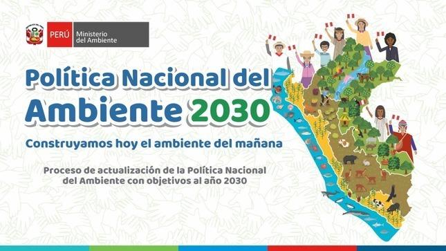 Ver campaña Política Nacional del Ambiente