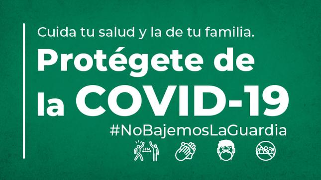 Ver campaña Conoce qué es el coronavirus COVID-19