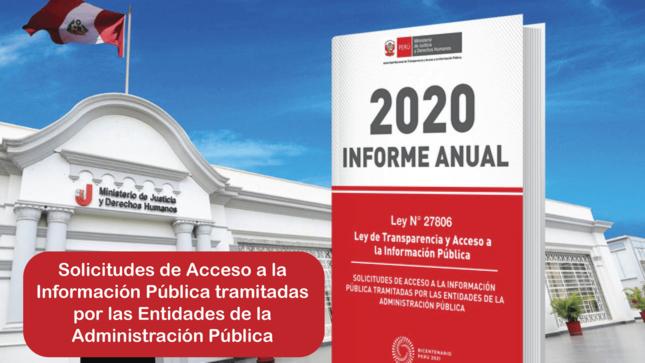 Ver campaña Informe Anual 2020