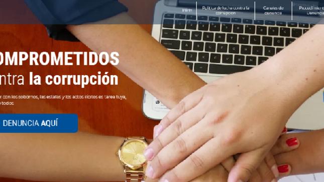 Ver campaña Comprometidos contra la Corrupción