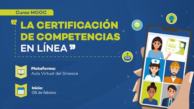 """Ver campaña Curso MOOC: """"La Certificación de Competencias en línea"""""""