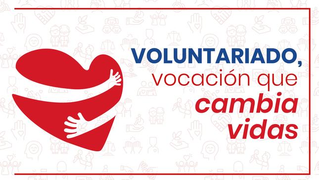Ver campaña Testimonios de voluntarios