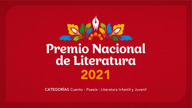 Ver campaña Premio Nacional de Literatura 2021