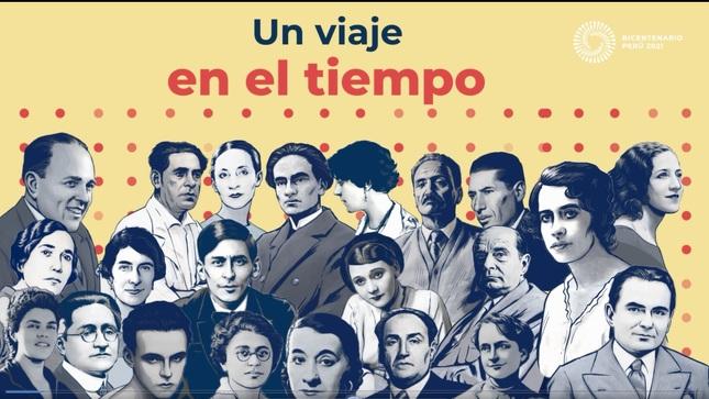Exposición virtual: 21 intelectuales peruanos del siglo XX