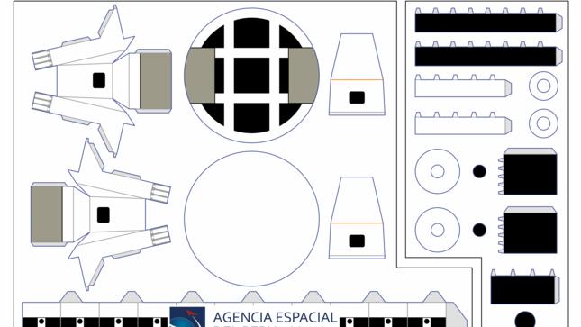 Ver campaña Maqueta del telescopio del Observatorio Astronómico de Moquegua