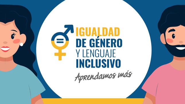 Ver campaña Compromiso del OSCE con la igualdad de género y el lenguaje inclusivo