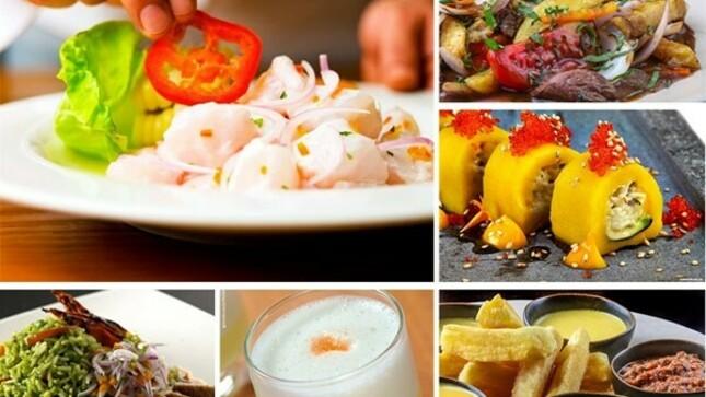 Restaurantes Peruanos en el Reino Unido