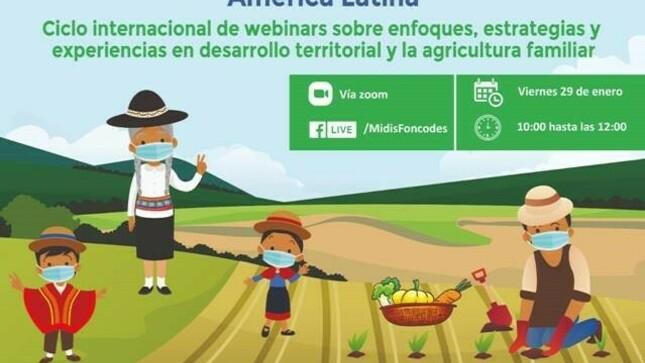 Ver campaña Ciclo Internacional de Webinars