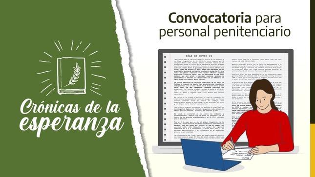 Ver campaña Envía tus escritos contando tus experiencias en la institución