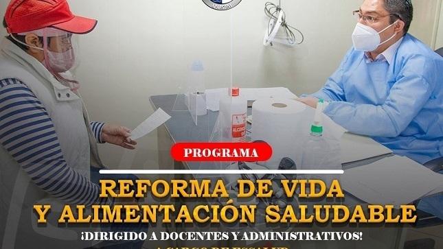 Ver campaña Reforma de Vida - Alianza ESSALUD