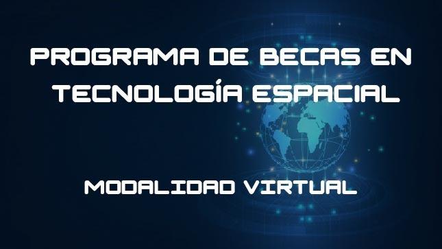 Ver campaña Becas para maestría y doctorado en tecnología espacial