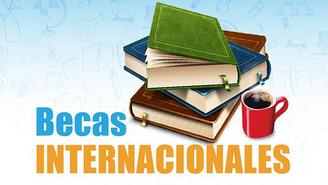 Acceder a información sobre becas internacionales