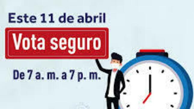 Vota Seguro-ONPE