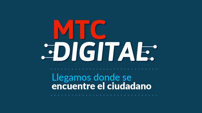 Ver campaña MTC  Digital