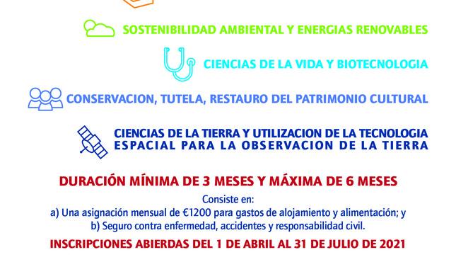 Ver campaña Convocatoria de becas para ciudadanos latinoamericanos