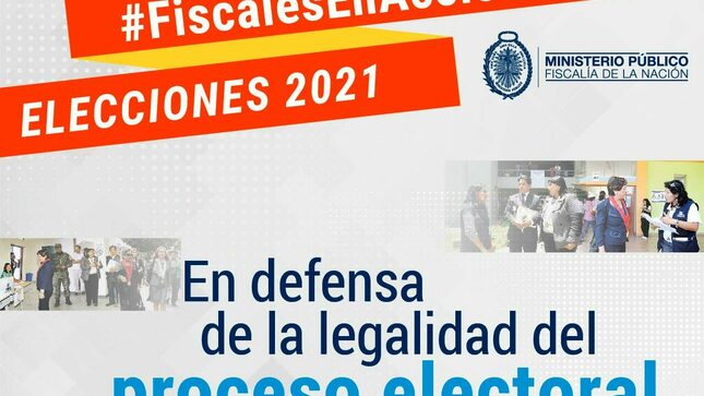 Ver campaña Fiscales en Acción: Elecciones 2021