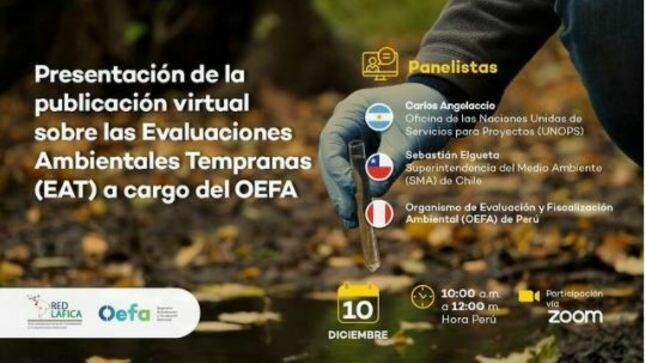 Evaluaciones Ambientales Tempranas a cargo del OEFA - Tomo I