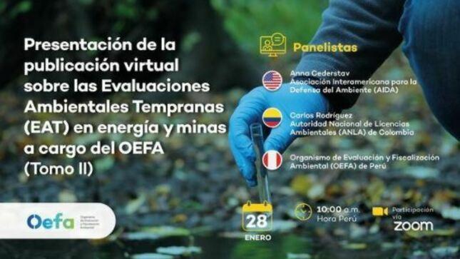 Evaluaciones Ambientales Tempranas a cargo del OEFA Tomo II