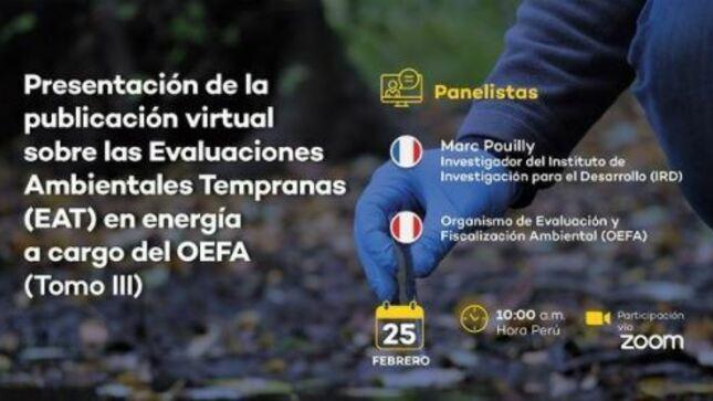 Evaluaciones Ambientales Tempranas a cargo del OEFA Tomo III