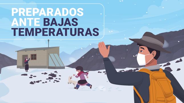 Ver campaña Aprende sobre la temporada de Bajas Temperaturas