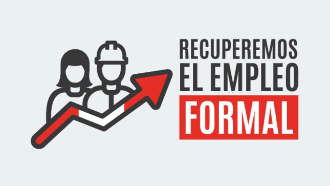 Ver campaña Recuperemos el Empleo Formal